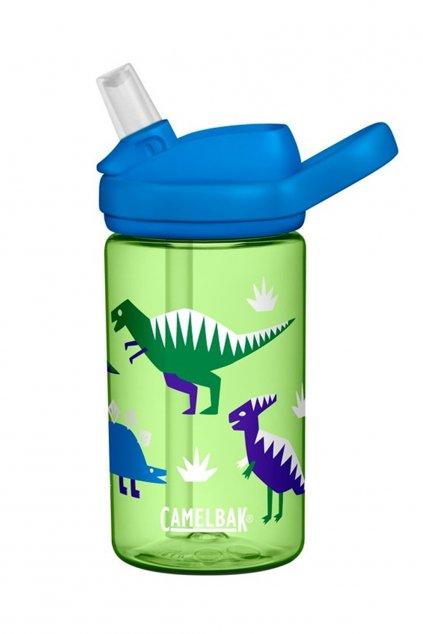 detksa flaska pre chlapca camelbak dinosaury