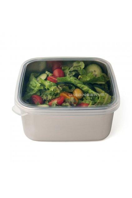 Velka nerezova nadoba na jedlo U Konserve To Go Large 1,5L