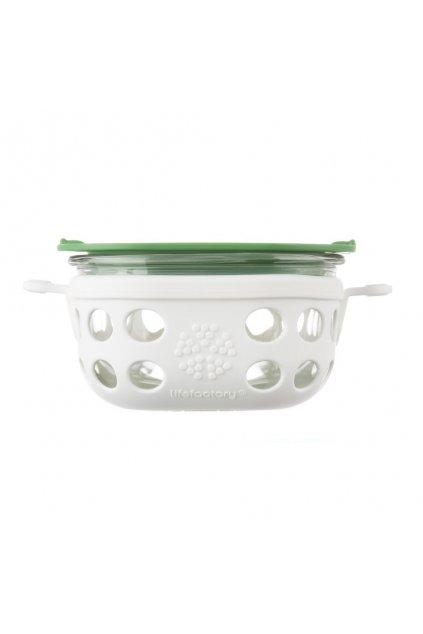 240 ml bielo zelena