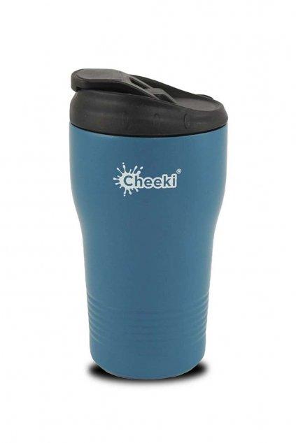 Nerezove termopohare na kavu Cheeki 310 ml Topaz