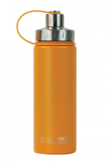 Termofľaša Eco Vessel 600 ml mystic mango