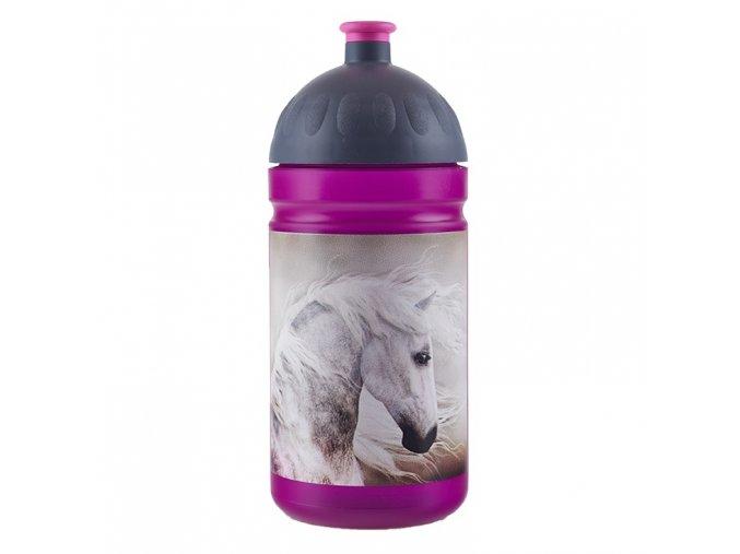 Zdravá fľaša detská 500 ml koník