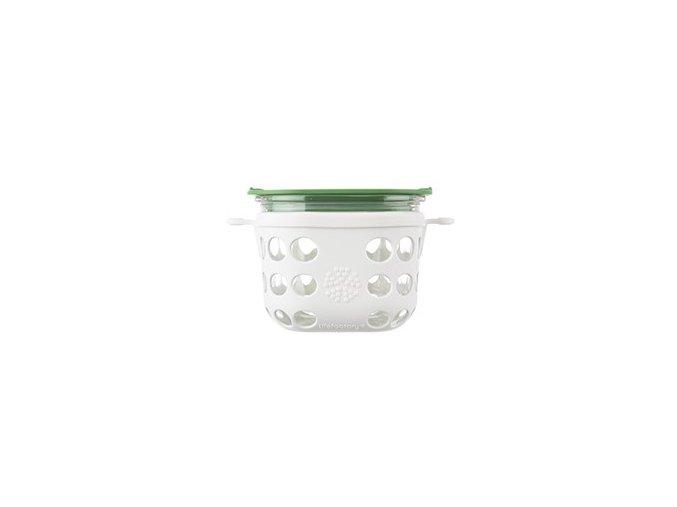 420005 FoodStorage 2C White Green
