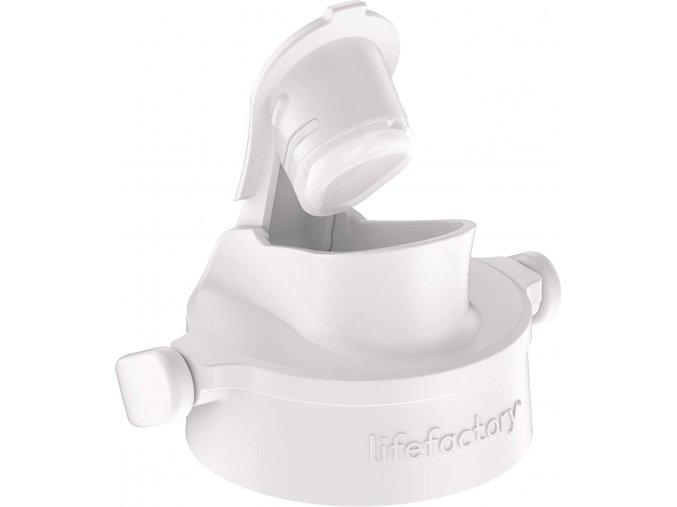 LF Accessory Active Flip Cap White P#LF500003C6 4