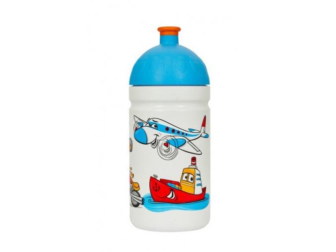 2zdrava lahev vesela jizda 0 5l