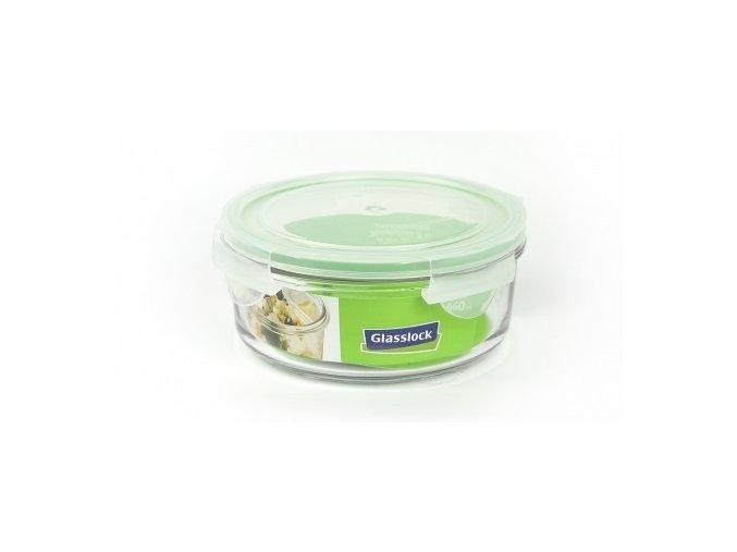 Glasslock sklenena doza na potraviny 660 ml