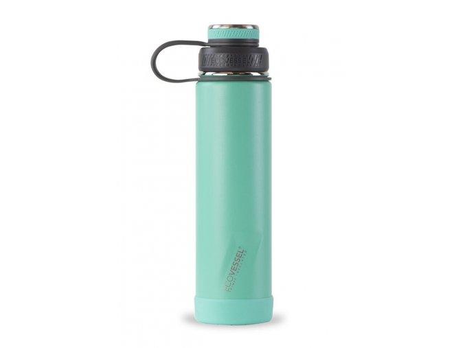 Termo flaska vakuova Eco Vessel 700 ml tyrkysova