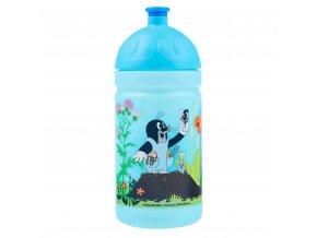 Zdravá fľaša detská krtko modrá