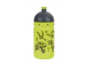 Zdravá fľaša detská 0,5l Dinosauri