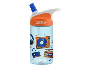 detska flasa CamelBak vinyl party 0,4l