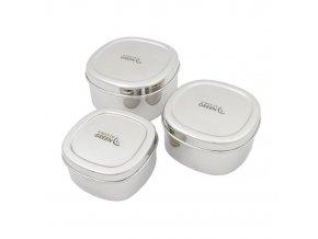 bankura set of three containers