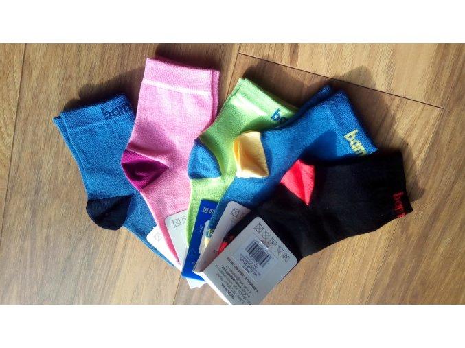 Bambusové ponožky HUGO - různé barvy