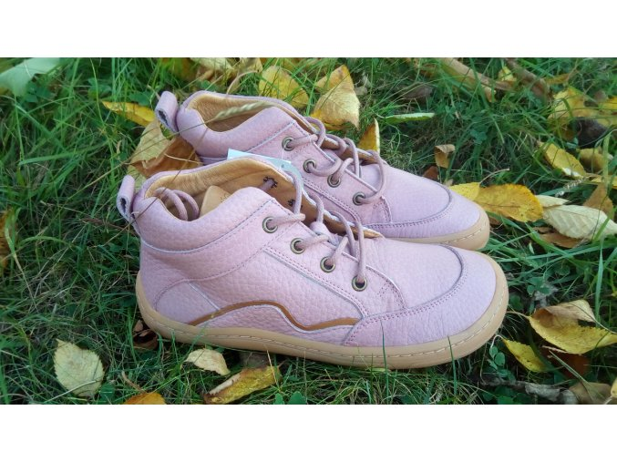 Froddo Barefoot Lace Pink
