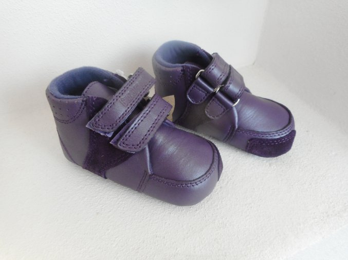 Bundgaard Prewalker Velcro Purple