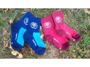 Ponožky SURTEX (80% merino)