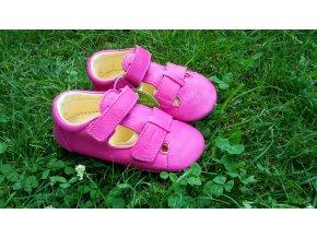 Froddo Prewalkers Sandály růžová