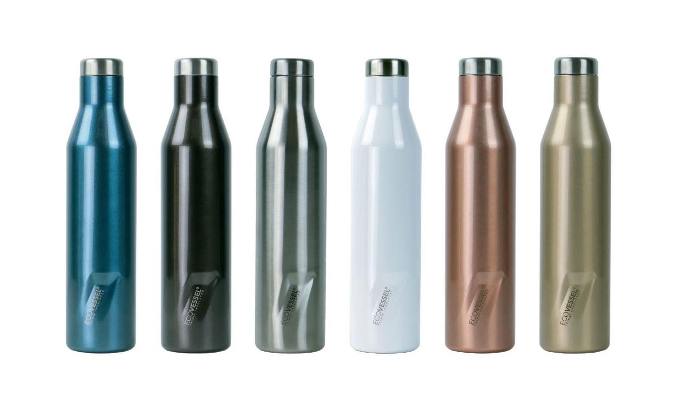 Nerezové lahve