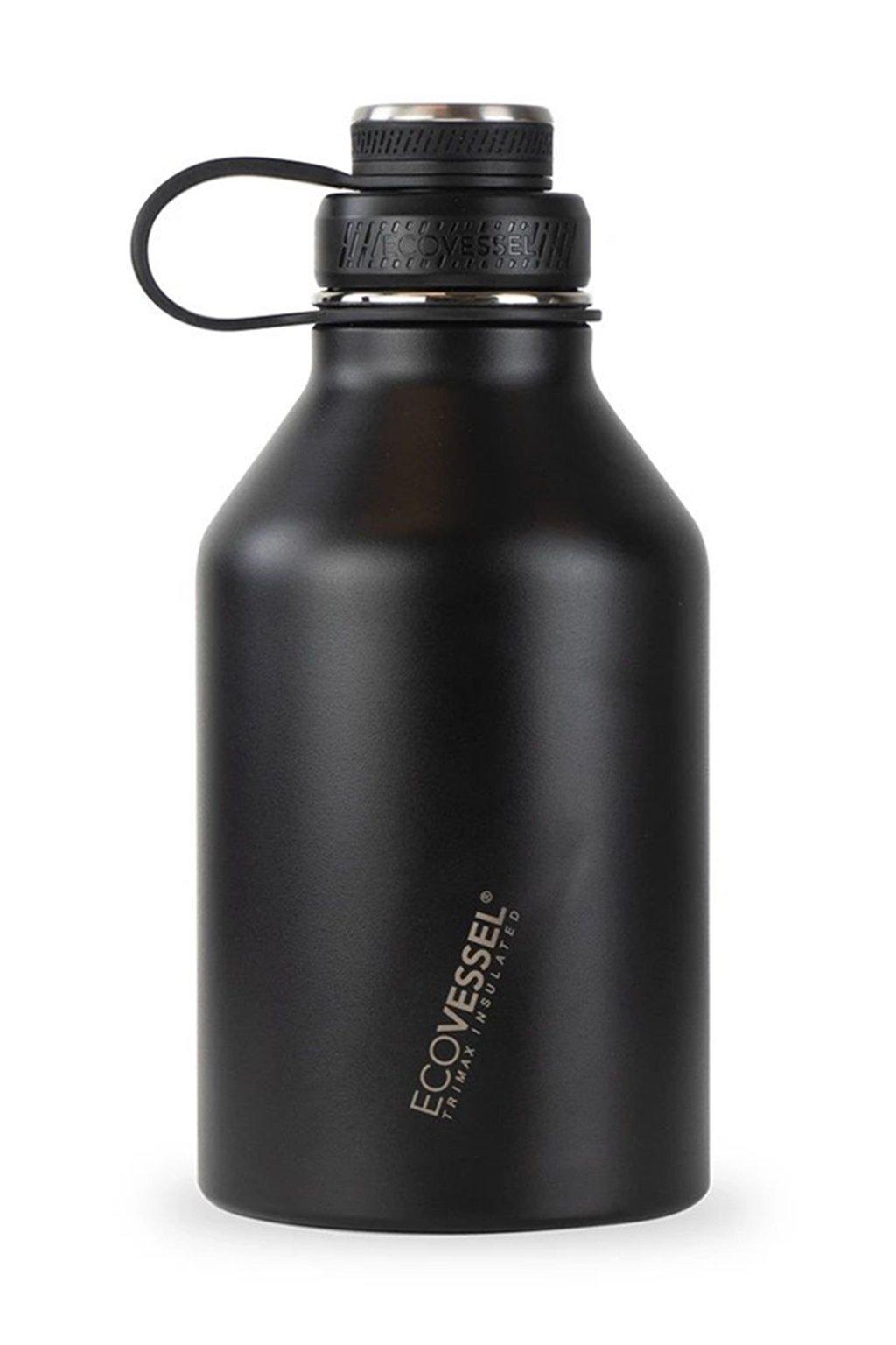 termolahev 2 litre cerna