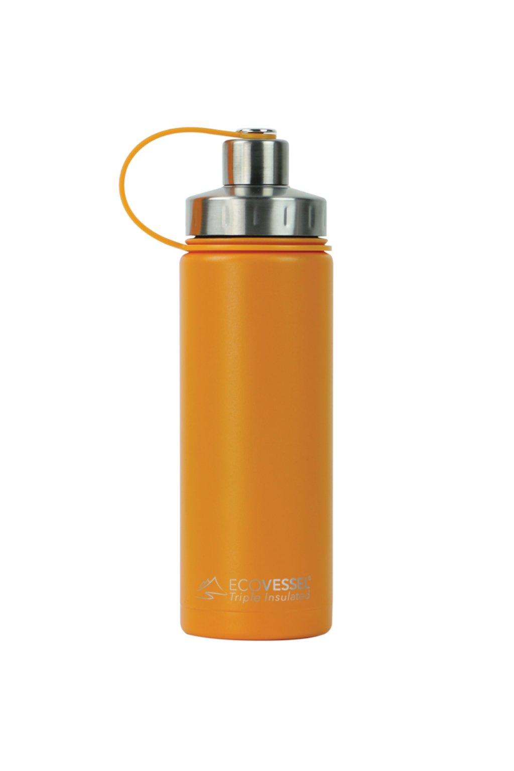 Termo láhev na sport Eco Vessel 600 ml mystic mango