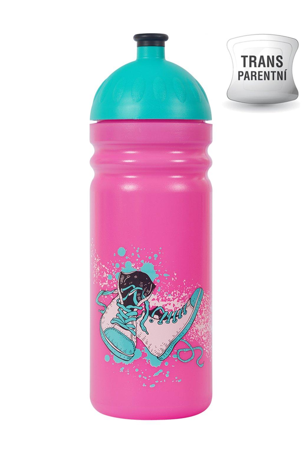 Zdrava lahev pro holky 700 ml Tenisky
