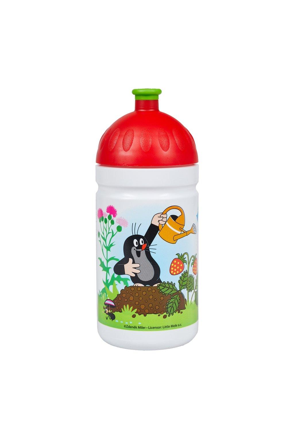 Zdrava lahev detska 500 ml Krtecek