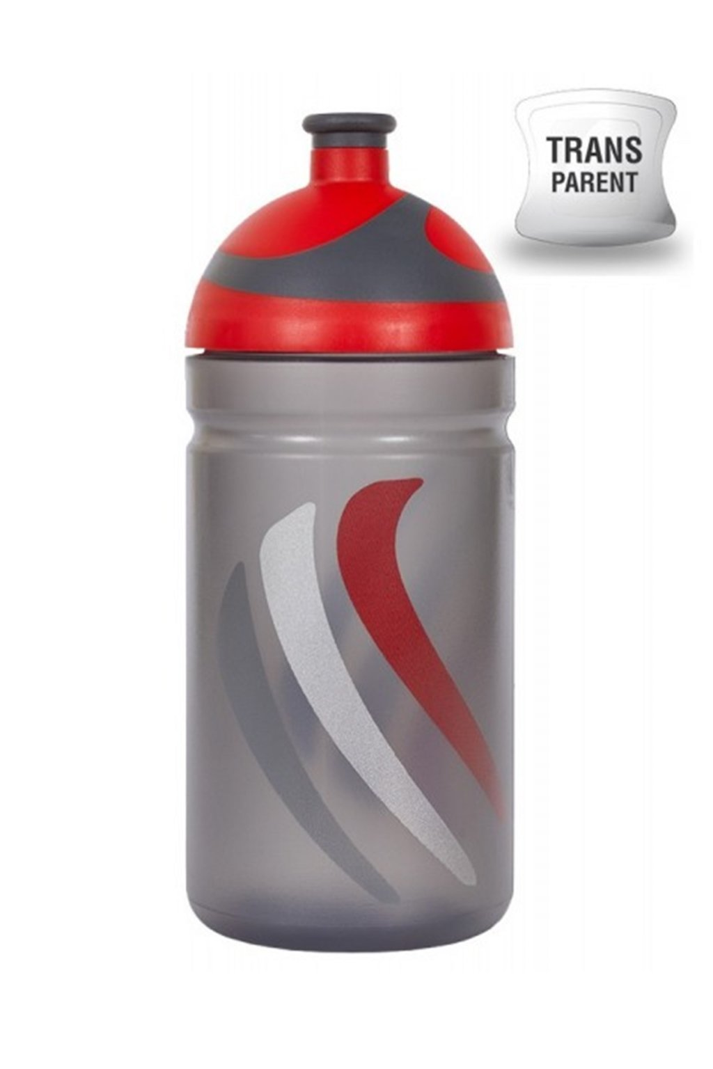 zdrava lahev na kolo hory 0 5l cervena
