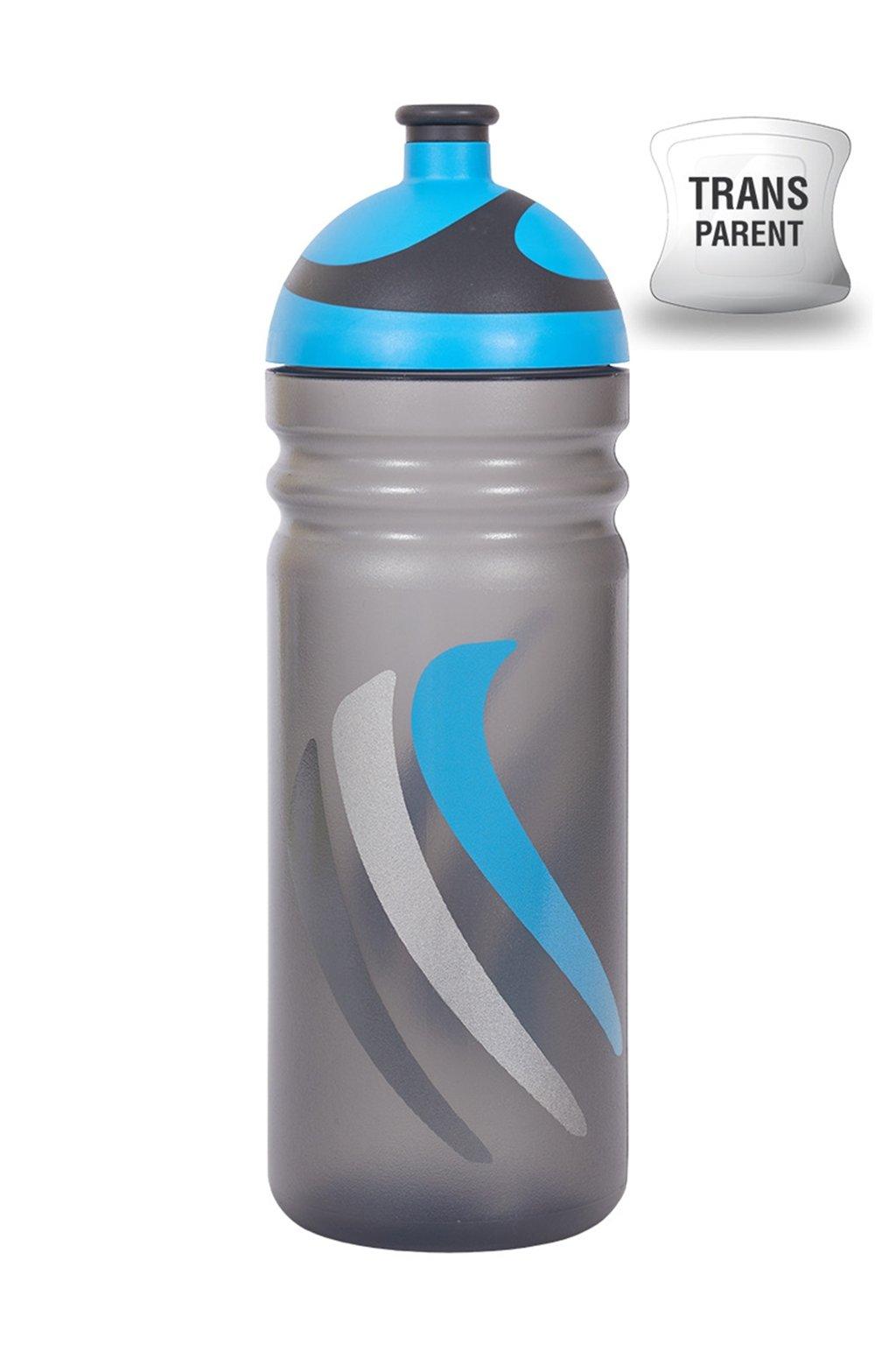 zdrava lahev na kolo bike hory 0 7l modra