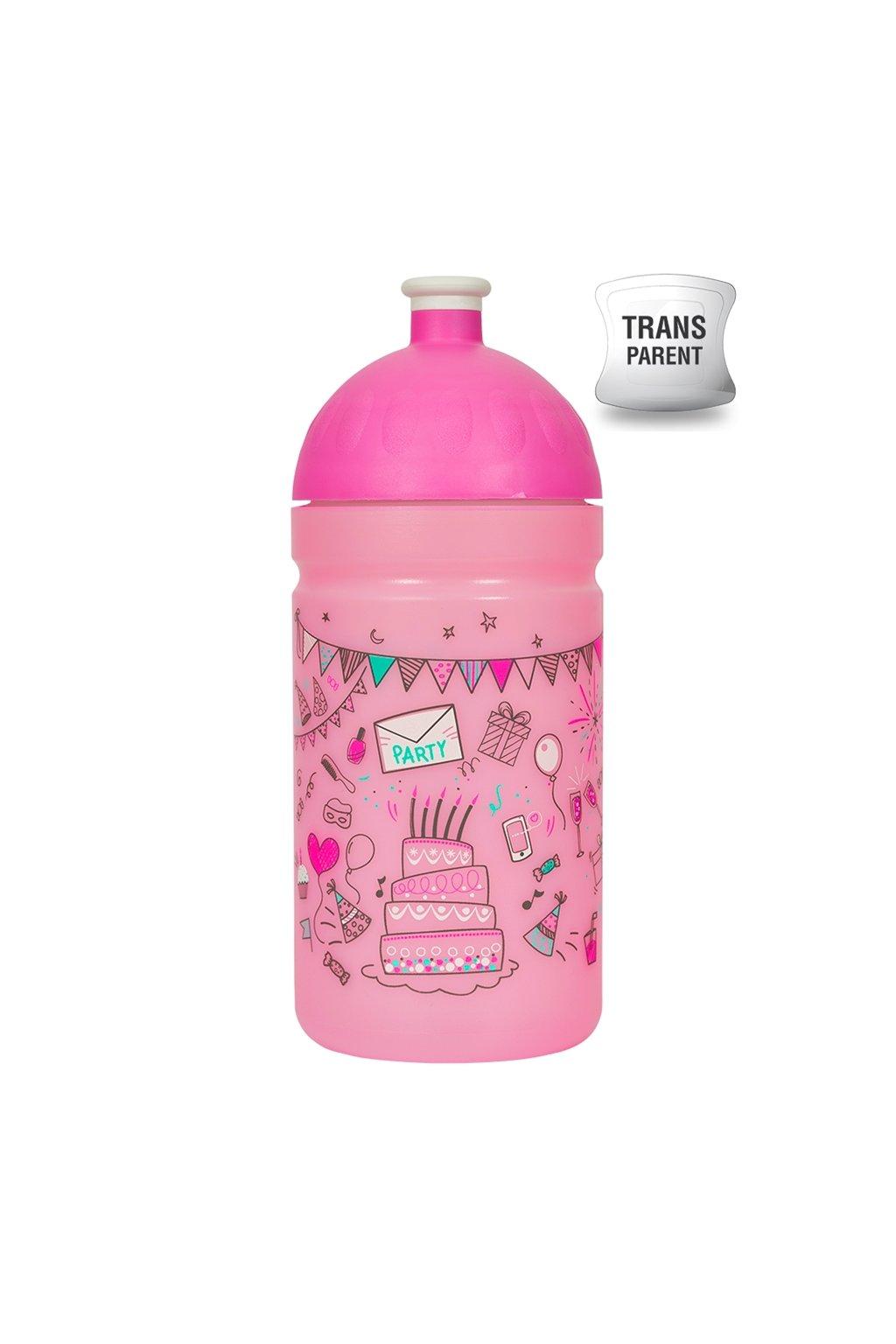 Zdrava lahev pro holky 500 ml party