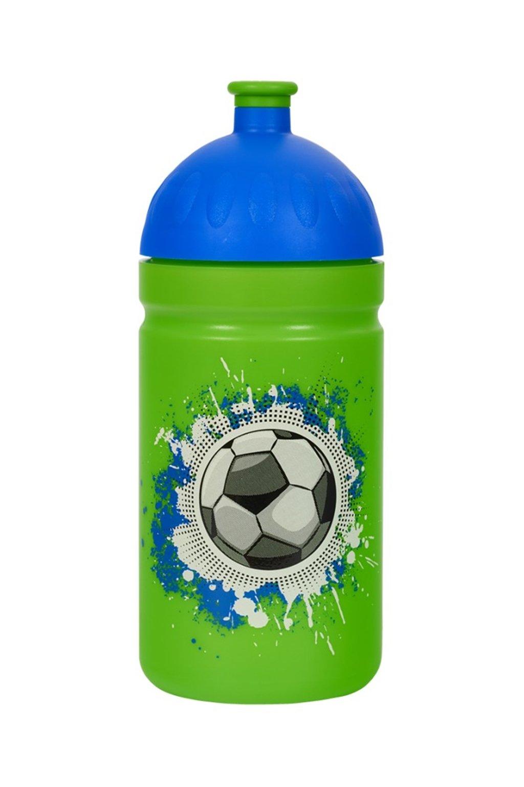 zdrava flasa na futbal 0 5l