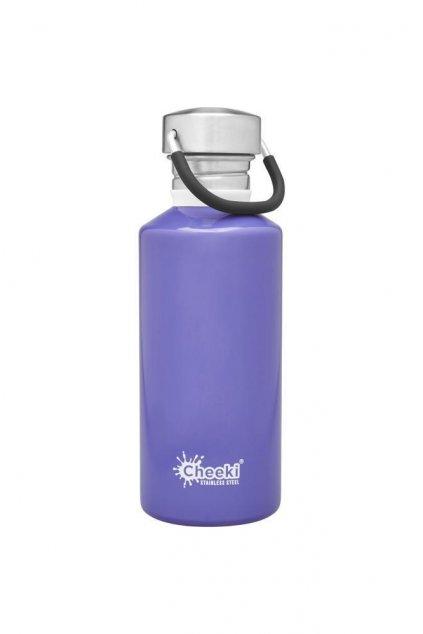 Nerezová láhev Cheeki 500 ml classic Lavender