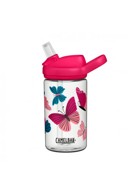 detska lahev camelbak eddy kids 0 4l colorblock butterflies