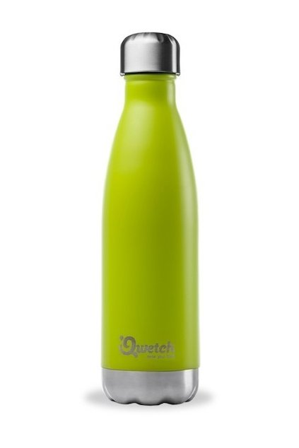 insulated stainless steel bottle green anise 500ml