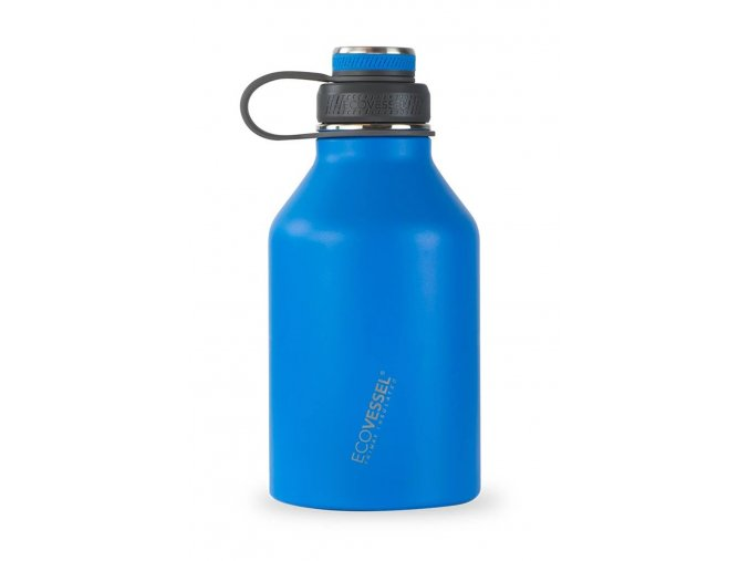 Vákuová termoláhev Eco Vessel 1900 ml modrá