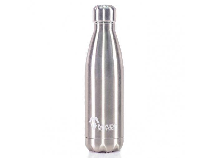 Vakuová termo láhev Made Sustained 500 ml Silver