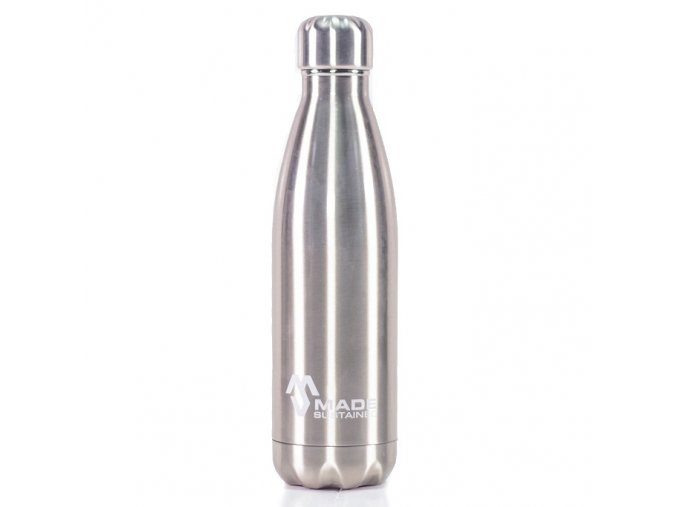 Vakuová termo láhev Made Sustained 500 ml Silver