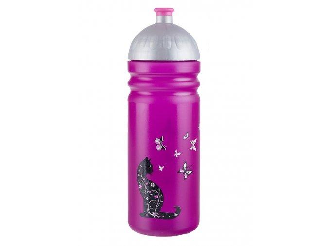 Zdravá fľaša 700 ml mačka