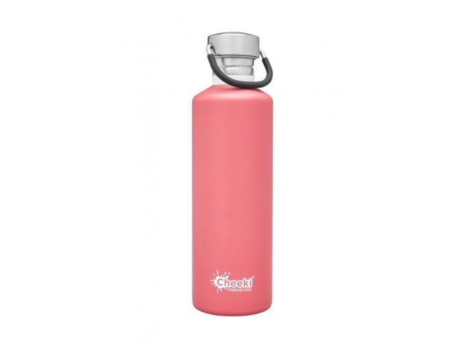 Láhev na pití Cheeki 750 ml růžová