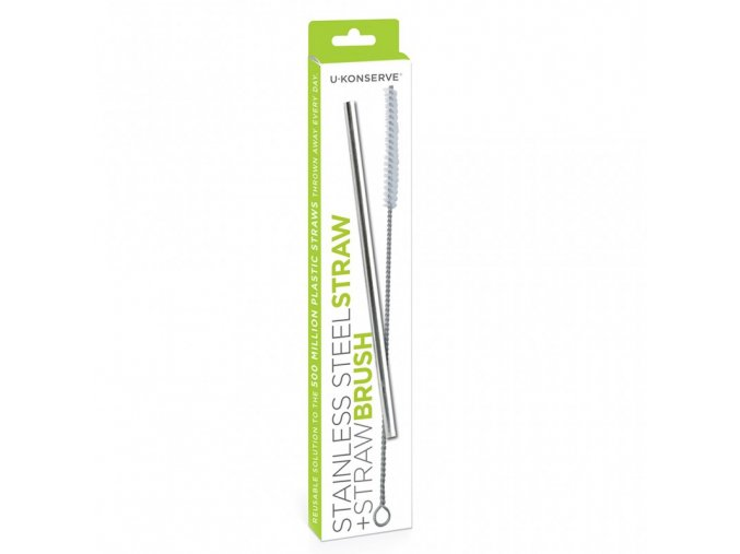 stainless steel straw straw brush1
