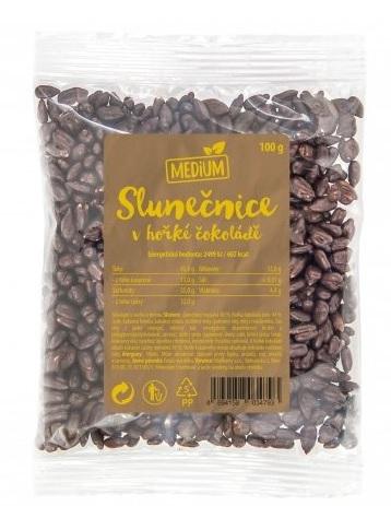 Ovoce, oříšky a semínka v čokoládě