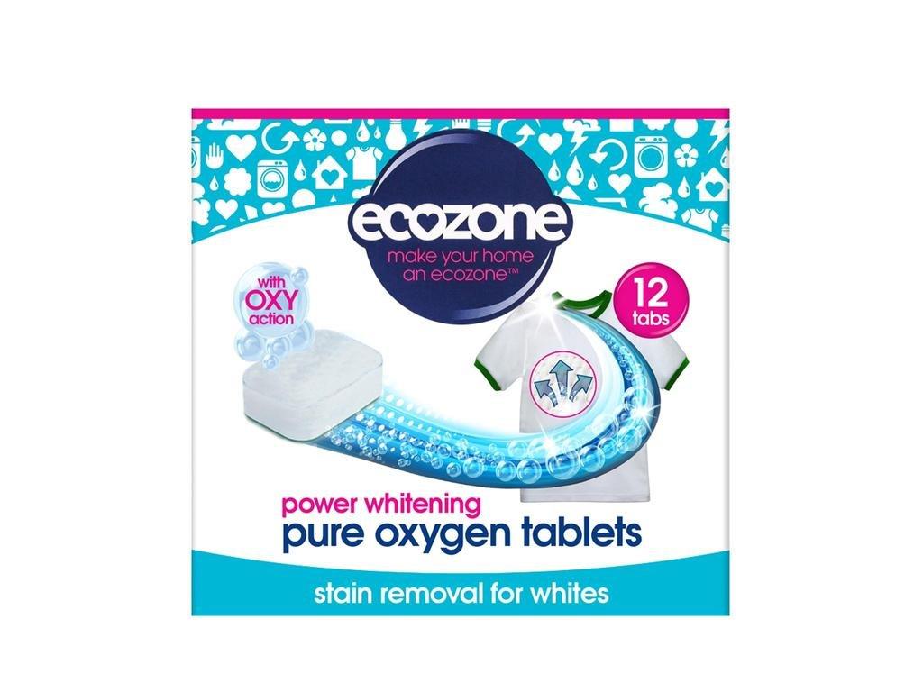 Tablety bělící, tablety do vody, myčky