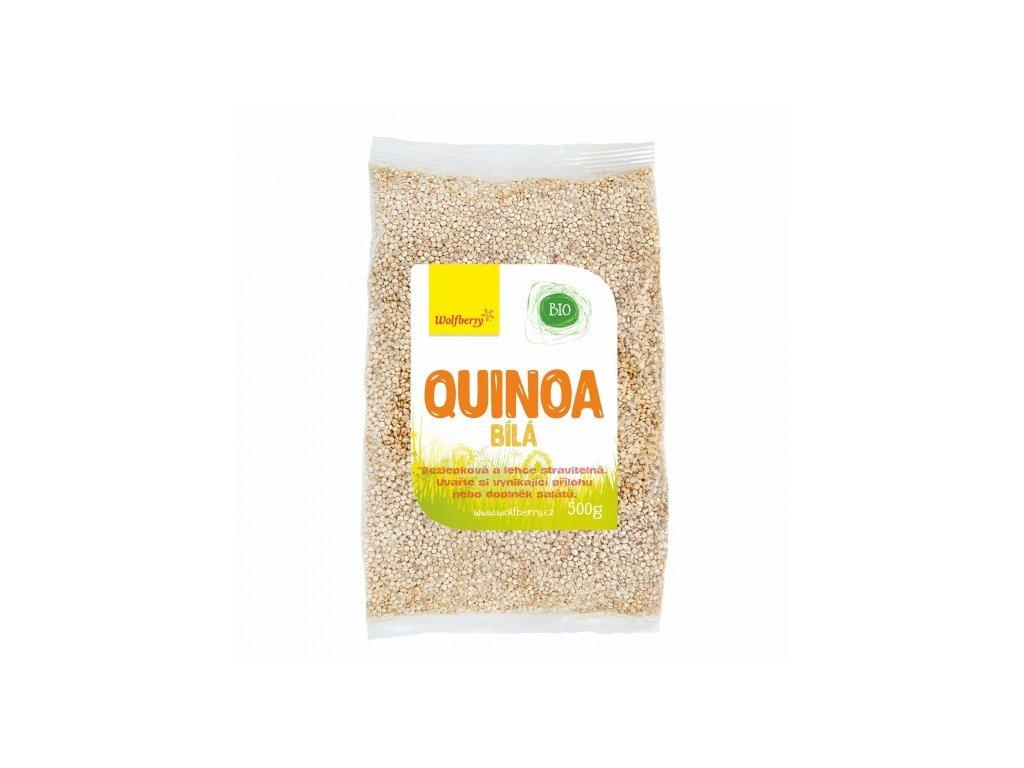 quinoa wolfberry bio 500 g