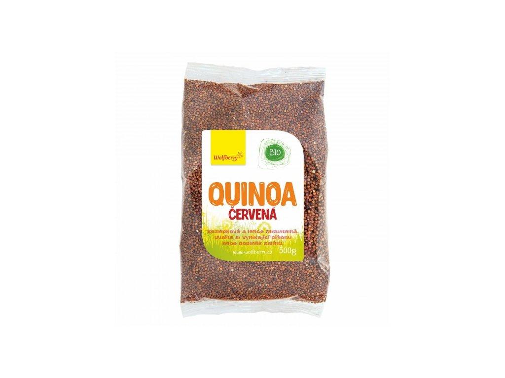 quinoa cervena wolfberry bio 500 gaa