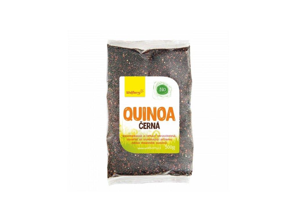 quinoa cerna wolfberry bio 500 g