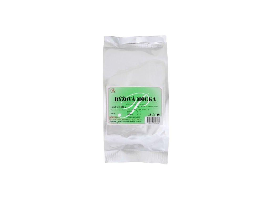 Mouka rýžová bezlepková 400 g PALETA