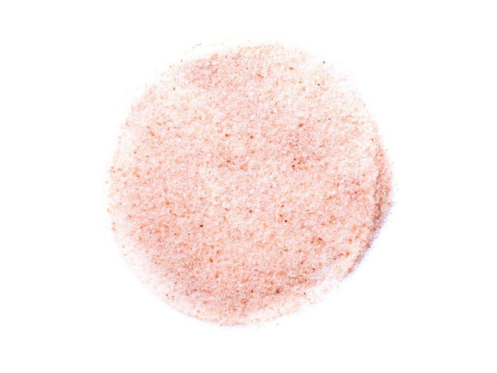 Sůl himalajská růžová jemná