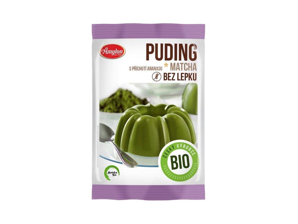 Bio puding s Matcha Tea 40 g