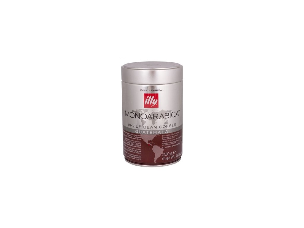 illy Monoarabica Guatemala zrnková káva 250g