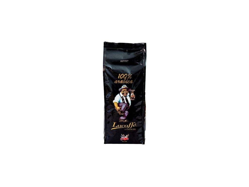 Lucaffe Mr. Exclusive 100% Arabica zrnková káva 1 kg