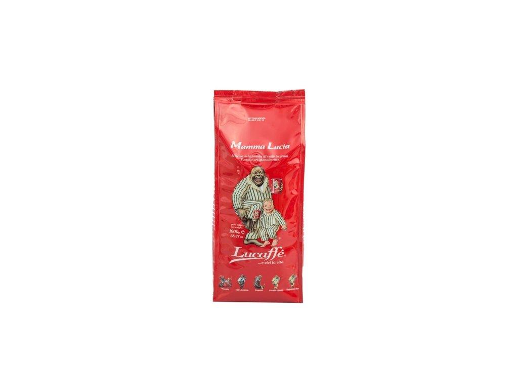 Lucaffé Mamma Lucia zrnková káva 1 kg