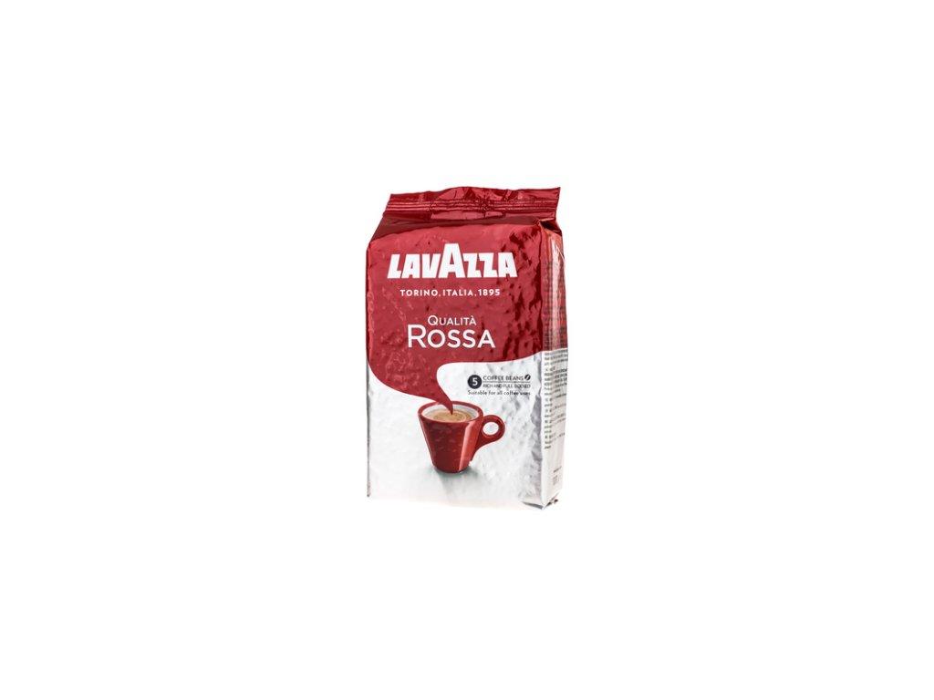 Lavazza Qualita Rossa zrnková káva 1 kg